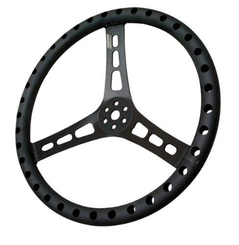 """Joes Racing 13513-B 13"""" Aluminum Steering Wheel"""