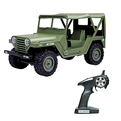 Ambition.h BG1522 1:14 M151 Radio Remote Control Cars for sale  Delivered anywhere in USA