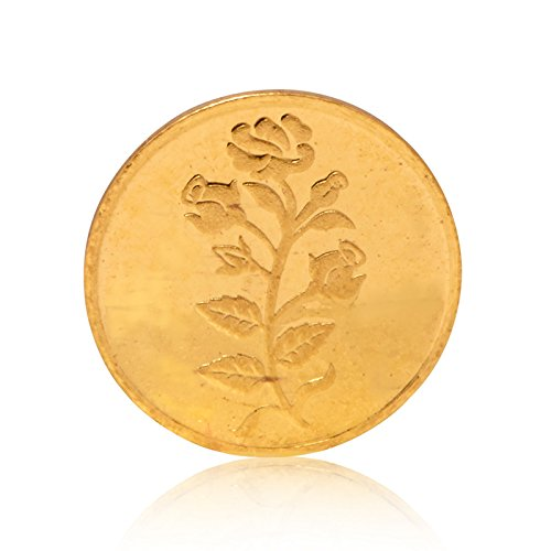 Senco Gold 24k Yellow Gold Precious Coin