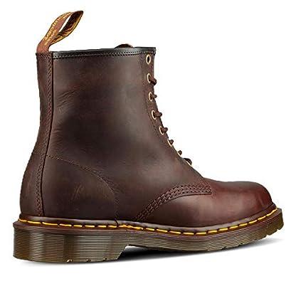 Dr. Martens Unisex-Adult 1460 Lace-Up Boots Brown (Gaucho Crazyhorse 203), 6 UK (39 EU) 5
