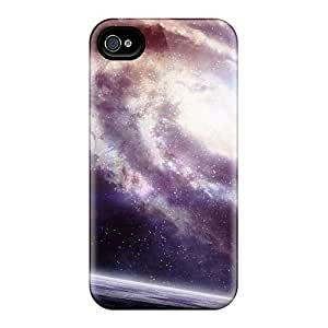 Ideal Mwaerke Case Cover For Iphone 4/4s(space Reactions), Protective Stylish Case