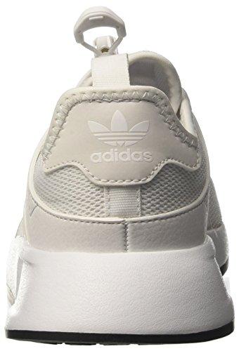 adidas Unisex-Erwachsene X PLR Trainer Low Weiß (Ftwr White/ftwr White/vintage White)