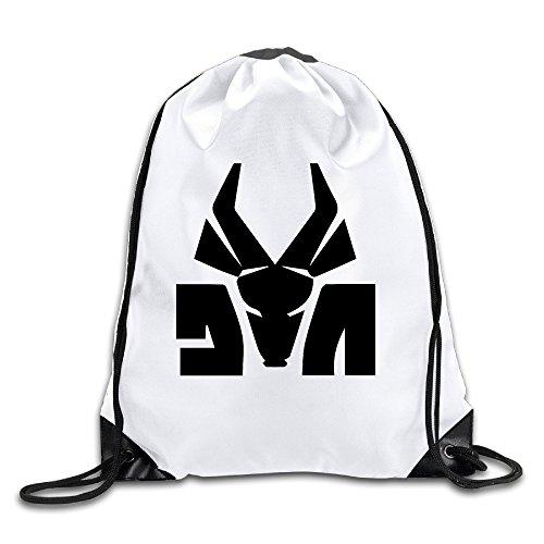 BYDHX Die Antwoord Band Logo Drawstring Backpack Bag