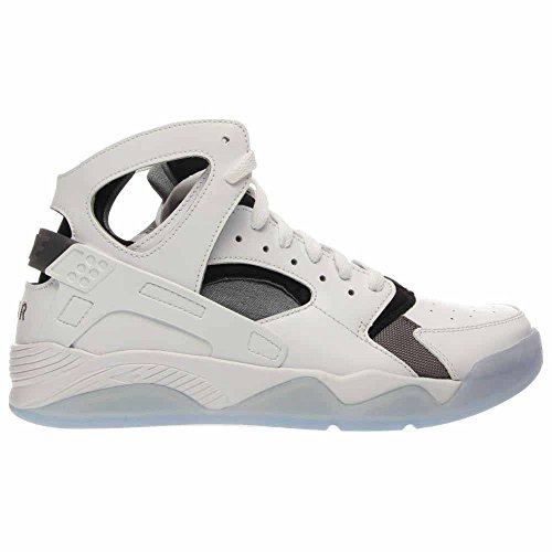 Nike Air Flight Huarache 705005 100 Sneaker Basketbalschoenen Wit / Grijs / Zwart