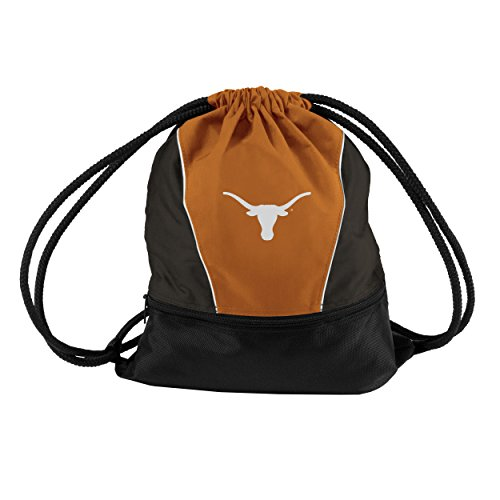 Logo Brands NCAA Texas Longhorns Sprint Pack, Small, Team Color