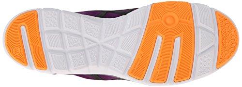 Asics Gel-Fit Nova Deportivas Zapatos Purple/Onyx/Nectarine