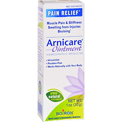 Boiron Boiron Arnicare Arnica Pain Relief Ointment, 1 oz (Pack of 2)