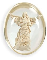 Angelstar 8708 Guardian Angel Worry Stone, 1-1/2 Pulgadas