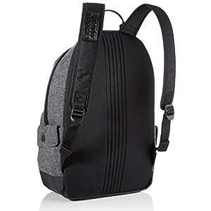 Superdry Woolly Montana Men's Backpack, Grey (Dark Grey Marl), 30x20x44 centimeters (W x H x L)
