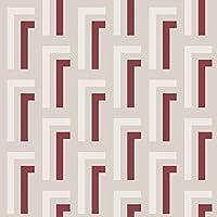 Papéis de Parede Geométricos Bobinex Uau 52 cm x 10 m