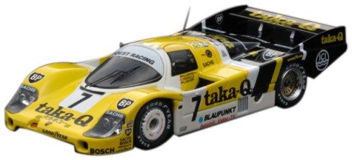 HPI 8034 Porsche 956 LH #7 1986 Le Mans