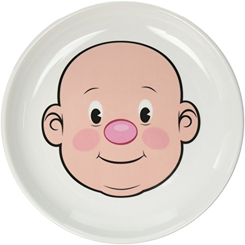 Fred MR. FOOD FACE Kids' Ceramic Dinner (Kids Ceramic)