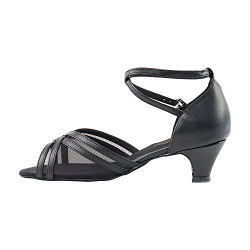 Tango by Gold 50 Heel Leather Shades Pigeon Low Shoes Ballroom Dance of Black 5017 Art Dress Shades Dance Shoes Salsa Practice Theather Available Collection Shoes Latin Vegan 50 Women Swing UwqUx4SWrY
