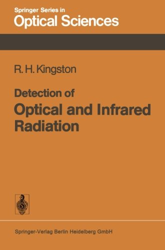 Detection of Optical and Infrared Radiation (Springer Series in Optical Sciences) (Volume 10)