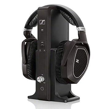 Sennheiser Rs 185 Uncompressed Sound Wireless Headphones Amazonco