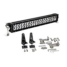 "US 120w Ultra Spot OZ-USA® 20"" Lightbar OSRAM LED off road fog hyper beam race 4x4 truck"