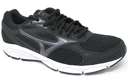 Mizuno Zapatos Running Hombre–Spark 2–k1ga1803–�?2–BLK/Magnet/wht-45