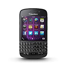 Blackberry Q10 SQN100-1 16GB 4G LTE Unlocked GSM OS 10 Cell Phone - Black