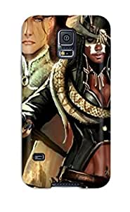 New Style Ortiz Bland Hard Case Cover For Galaxy S5- Classic Cartoon