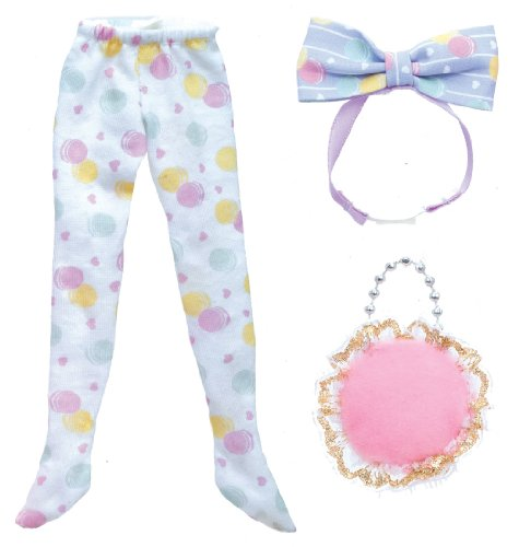 Rika -chan Harajuku Girls School Corde goods set SWEETS