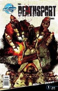 The Deathsport Games #1