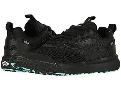 53802b19f8eef0 Vans Unisex s UltraRange (Wade Goodall) Black Sneakers-11 UK India (46 EU)  (VN0A3NASN3H1)  Buy Online at Low Prices in India - Amazon.in