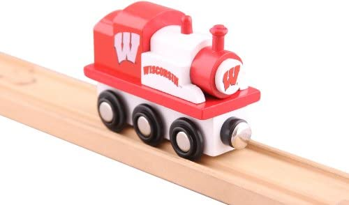 NCAA Wisconsin Badgers College Team Train Toy