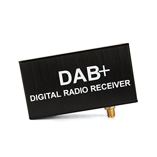 Pumpkin Y0102 Externe DAB / DAB+ Digitalradio Box mit Touch Control für Android Autoradio DVD Player