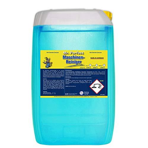 Mr. Perfect® Machinereiniger, 25 liter, zeer effectief reinigingsconcentraat voor hardnekkig vuil.
