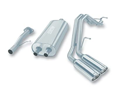 Borla 140193 Stainless Steel Cat-Back Exhaust System