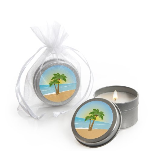 Wedding Candle Bridal Shower Favors