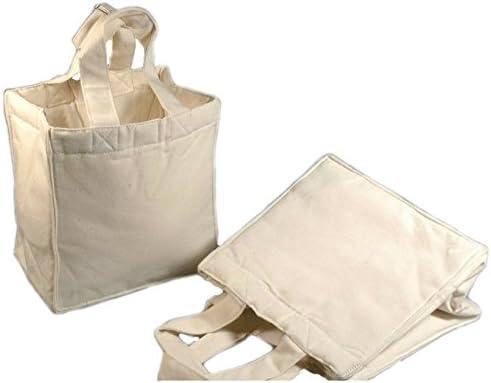 Funda de algodón - bolsa de lona de algodón con estuche para ...