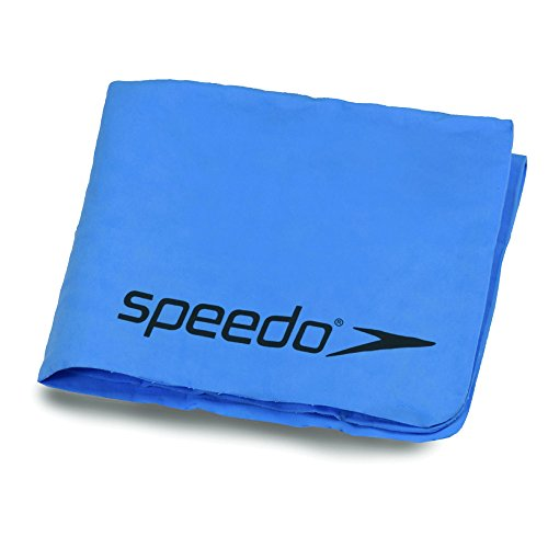 (Speedo-Towels-Sports Towel-Blue-)