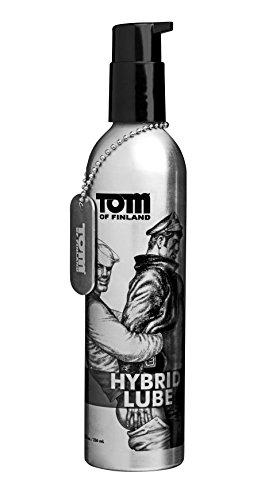 Tom of Finland Hybrid Lube, 8 Fluid Ounce