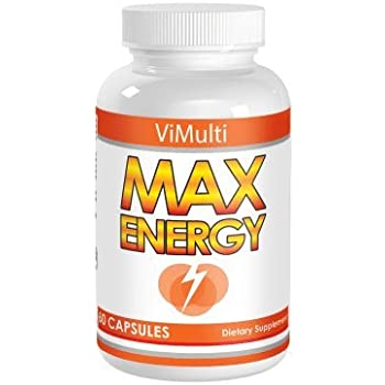 Amazon.com: Energy Pills & Adrenal Fatigue Supplements. Reduce CFS with a Vitamin B Complex