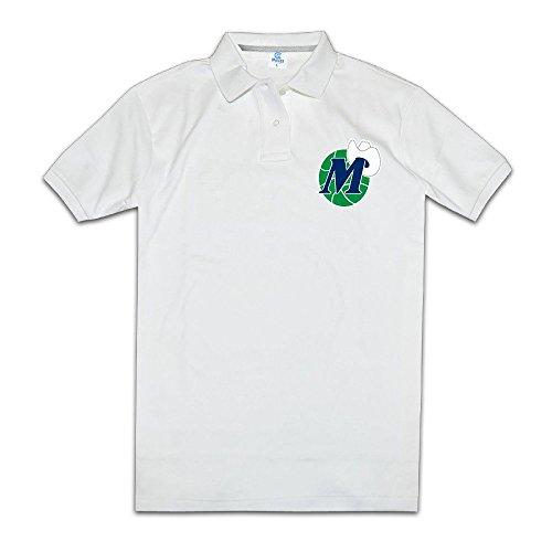 (Dallas Mavericks Team Nation Street Polo T Shirt)