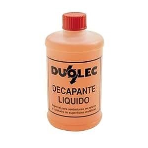 Duolec 467A - Decapante Liq Para Soldar 250Cc Duolec