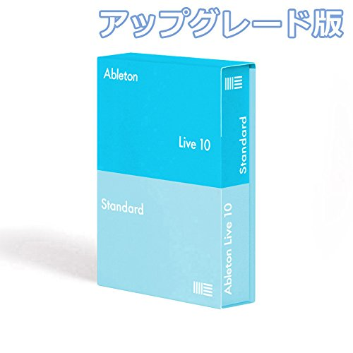 [해외]Ableton Live10 Standard 업그레이드 from [Live10 Intr / Ableton Live10 Standard Upgrade From [Live10 Intr