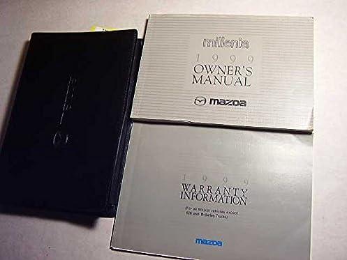 1999 mazda millenia owners manual user guide manual that easy to rh wowomg co 1998 Mazda Millenia Problems 1998 Mazda Millenia Problems