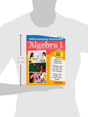 Workbook differentiated instruction worksheets : Amazon.com: Differentiating Instruction in Algebra 1: Ready-to-Use ...