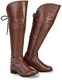 6cb914b646 Moda  Botas - Calçados na Amazon.com.br