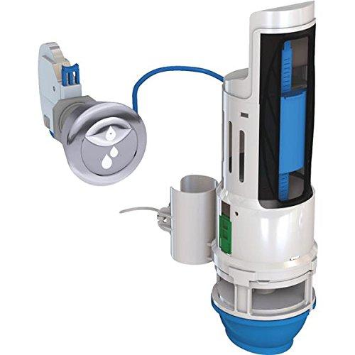 Next by Danco HYR270 HydroRight Dual Flush Valve and Push Button Handle - Flush Valve