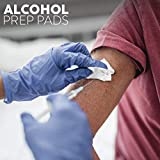 Care Touch Alcohol Prep Pads, Medium 2-Ply - 300