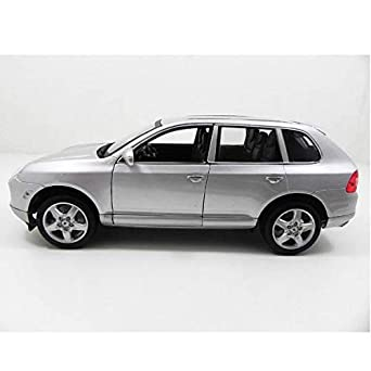 Amazon.com: Maisto Special Edition 1:18 Porsche Cayenne Turbo: Toys & Games