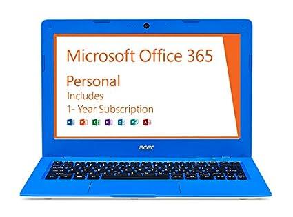 3c93b629870 Amazon.com: Acer Aspire One Cloudbook, 11-Inch HD, 32GB, Windows 10 ...