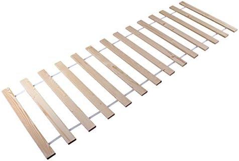 SOMIER enrollable – Somier (cama somier Roll parrillas Tableros de madera listones parrilla