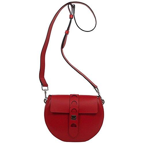 Rosso Spalla Coccinelle A Carousel Design Borsa rdCsQthxB