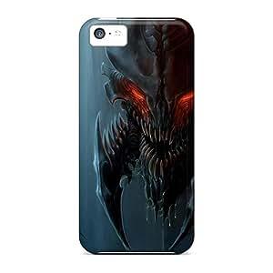 [xVa166damP]premium Phone Cases For Iphone 5c/ Evil Game Starcraft Cases Covers