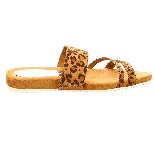 Tamaris2714736950 - Zapatillas de casa Mujer marrón