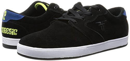 FALLEN Skateboard Shoes SLASH 2 BLACK/PSOCKADELIC